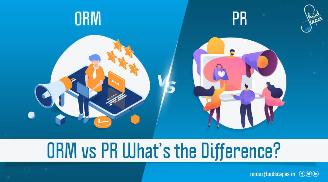 ORM vs PR What's the Difference?