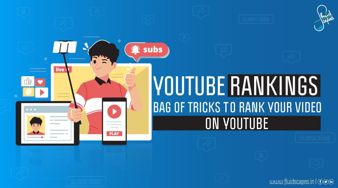 YouTube Rankings, bag of tricks to rank your video on YouTube